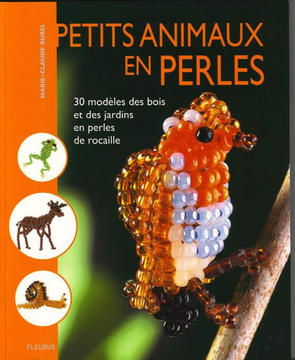 Petits animaux en perles (573x700, 431Kb)