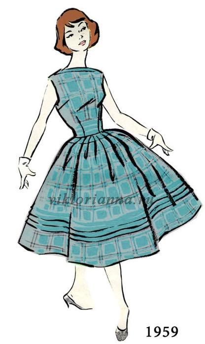 платье в клетку-3 (416x700, 130Kb)