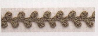 Вязаные крючком фрагменты для украшения тапочек (15) (335x123, 36Kb)