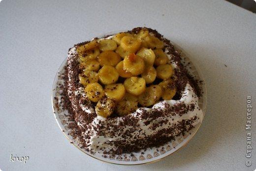 Шоколадно-банановый торт (3) (520x348, 137Kb)