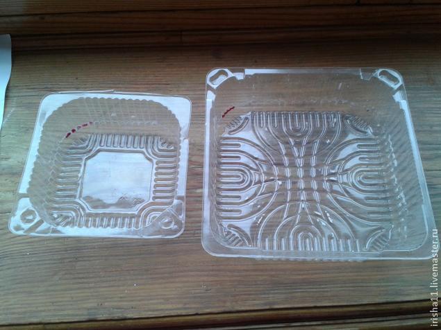Baldosas de yeso chimenea ajuste floral hecho en casa (5) (635x476, 218Kb)