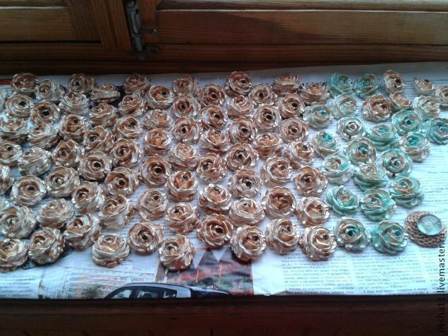 Baldosas de yeso chimenea ajuste floral hecho en casa (10) (635x476, 304Kb)