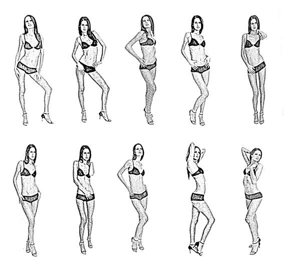 Как можно сфотографироваться эротично фото 299-430