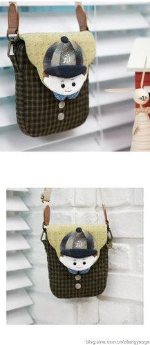 Лоскутное шитье. Детские кошельки и сумочки (1) (217x499, 59Kb)