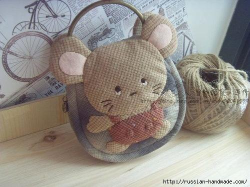 Лоскутное шитье. Детские кошельки и сумочки (3) (500x375, 112Kb)
