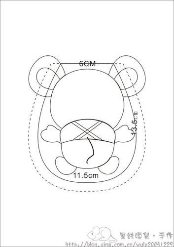 Лоскутное шитье. Детские кошельки и сумочки (12) (353x500, 48Kb)