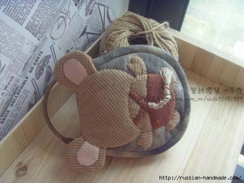 Лоскутное шитье. Детские кошельки и сумочки (13) (500x375, 108Kb)