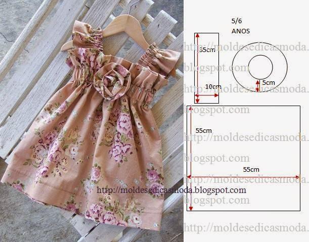 Детские платье как шить