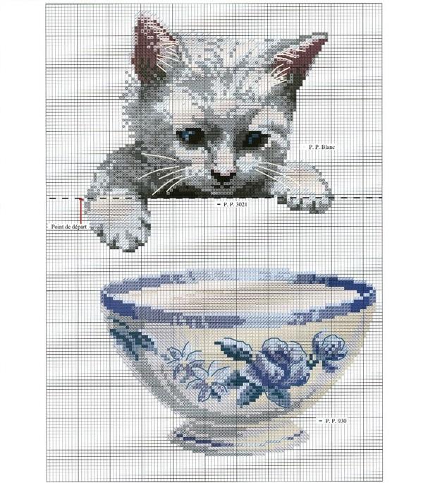дресс-кот схема (617x684,