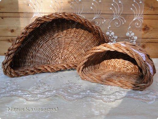 Красивая загибка для плетенок из газетных трубочек. Мастер-класс (6) (520x390, 202Kb)