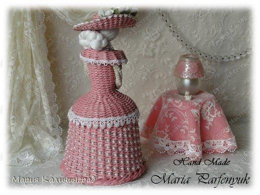 Очень красивые плетенки из газет от Марии Калининград (9) (520x390, 156Kb)
