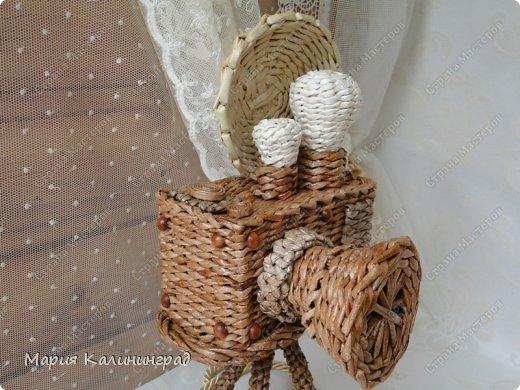 Очень красивые плетенки из газет от Марии Калининград (39) (520x390, 187Kb)