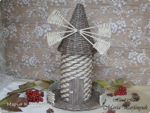 Очень красивые плетенки из газет от Марии Калининград (57) (520x390, 193Kb)