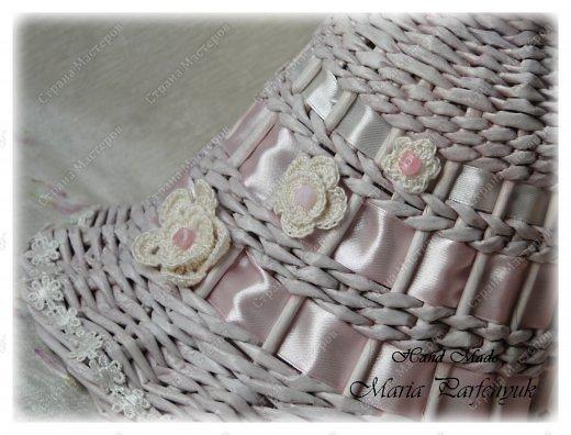 Очень красивые плетенки из газет от Марии Калининград (63) (520x396, 147Kb)