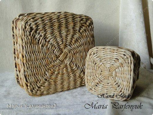 Очень красивые плетенки из газет от Марии Калининград (87) (520x390, 193Kb)