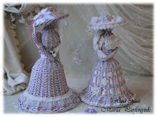 Очень красивые плетенки из газет от Марии Калининград (106) (520x390, 168Kb)