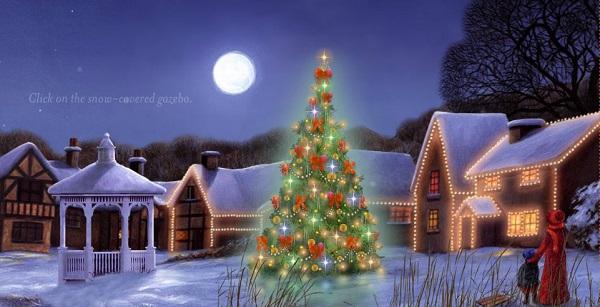 Волшебство Рождества/3414243_animatedchristmascard2 (600x307, 78Kb)