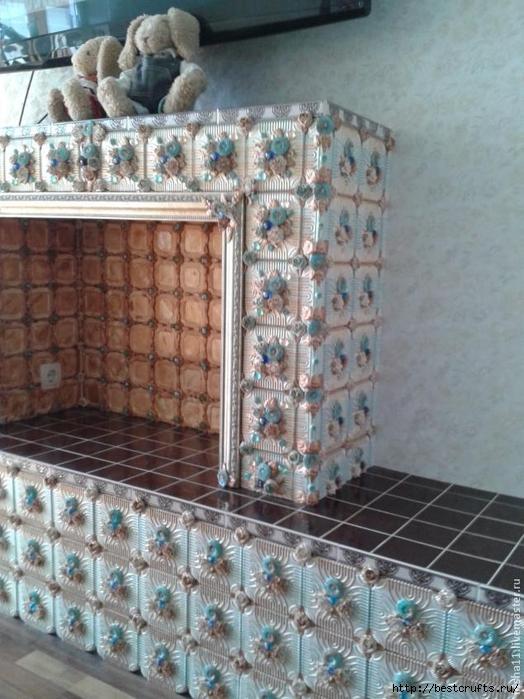 Фальш-камин своими руками (23) (524x700, 289Kb)