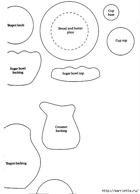 Пэчворк. Лоскутное панно для кухни (6) (463x640, 69Kb)