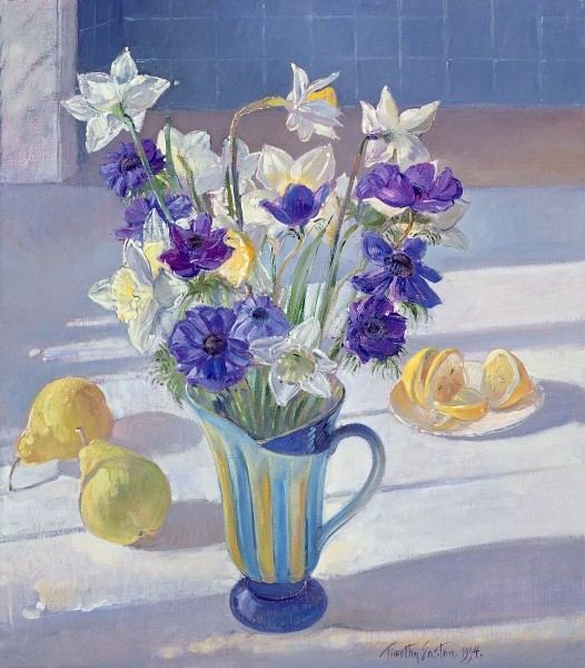 Timothy_Easton_Spring_Flowers_and_Lemons__1994 (526x600, 304Kb)