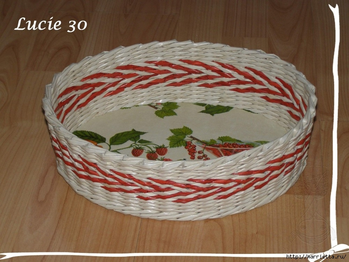 Мастер-класс плетения корзинки (10) (700x525, 280Kb)
