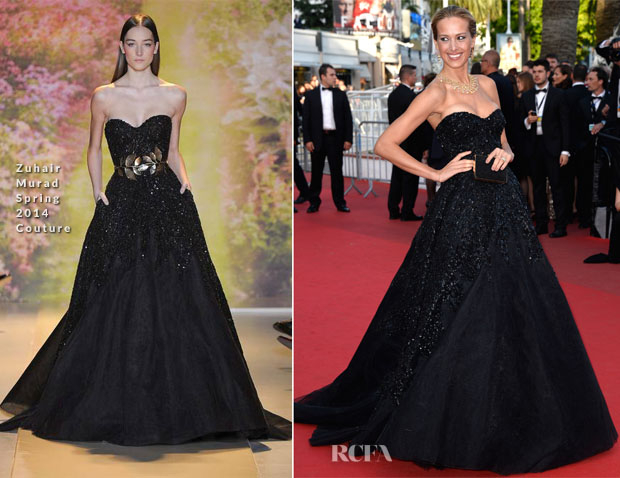 Petra-Nemcova-In-Zuhair-Murad-Couture-Two-Days-One-Night-Deux-Jours-Une-Nuit-Cannes-Film-Festival-Premiere (620x478, 220Kb)