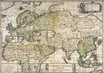 Превью Тартария Де Лиля 1706 (700x492, 495Kb)