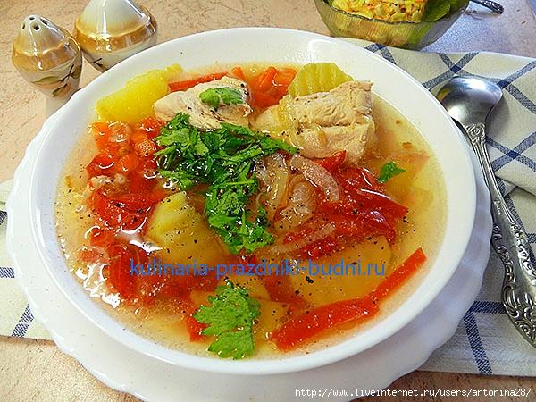 Какие вкусные супы можно приготовить на обед