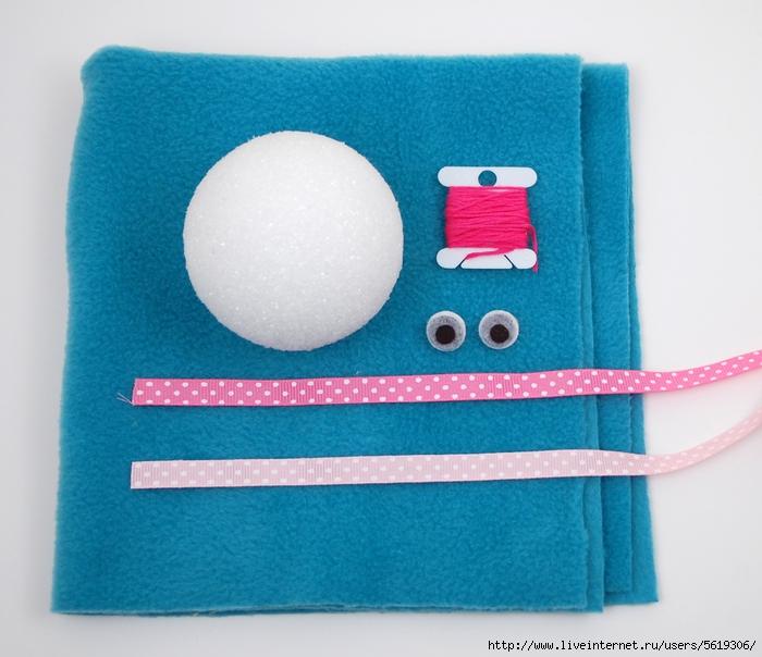Игрушки из ткани для детей из ткани
