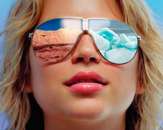 Влияние ультрафиолетовых лучей на глаза человека