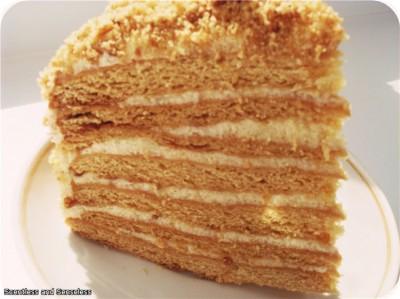 торт рыжик 1 (400x299, 105Kb)