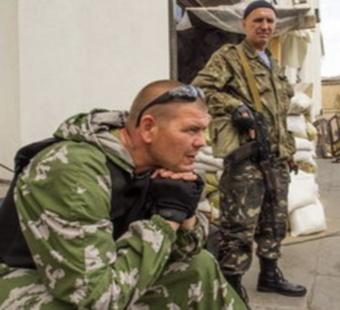 Луганск - ополченцы взяли патронный завод (340x310, 39Kb)