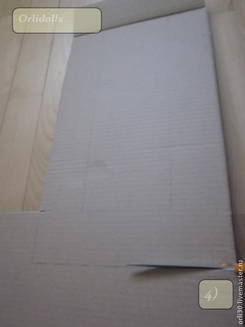 Упаковка своими руками. Коробочка ПРОВАНС из картона (3) (480x640, 137Kb)
