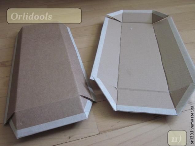 Упаковка своими руками. Коробочка ПРОВАНС из картона (10) (635x476, 128Kb)