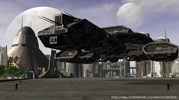 Корабль боевой взлетает (700x390, 197Kb)