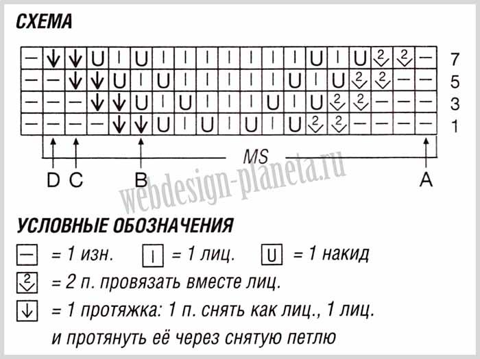 zhenskij-pulover-s-azhurnym-uzorom-i-sharf-homut-shema (700x524, 191Kb)
