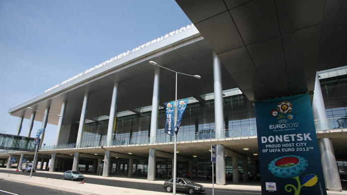 The new airport on May 14, 2012. (AFP  Getty Images) (700x393, 45Kb)