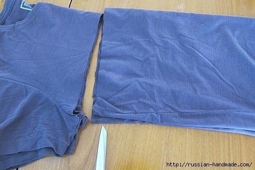 Коврики и подушки из старых футболок (19) (500x334, 144Kb)