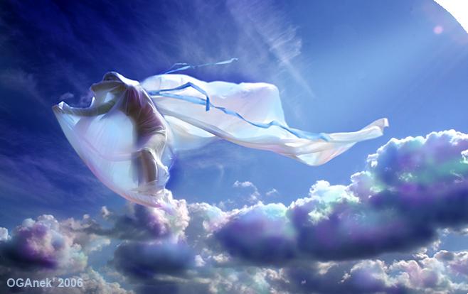 ангел хран в небе (658x414, 442Kb)