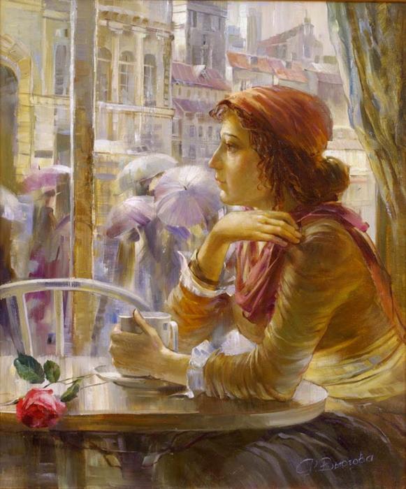 Rimma Vugova Римма Вьюгова Tutt'Art (80) (581x700, 454Kb)