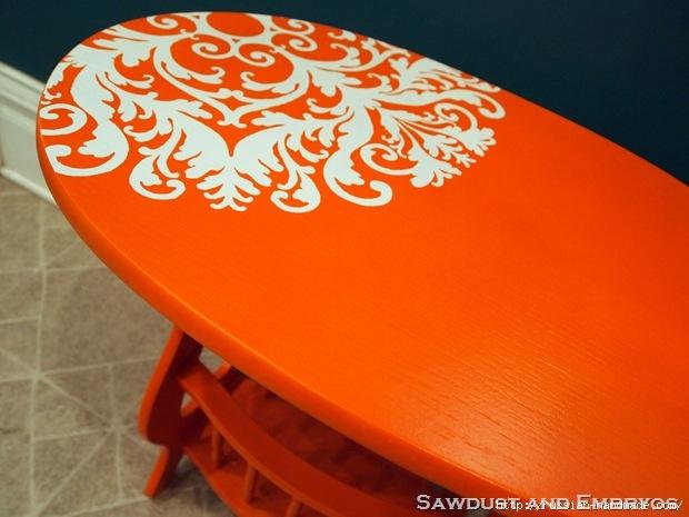 Три варианта переделки мебели. Декорирование журнального столика (32) (620x465, 168Kb)