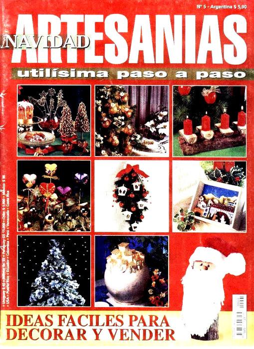 Artesanias de utilisima n5 Navidad НГя (509x700, 230Kb)