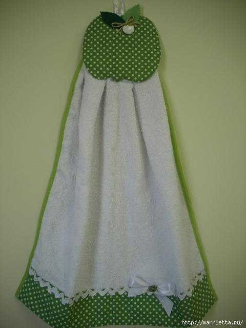 Платье полотенце своими руками