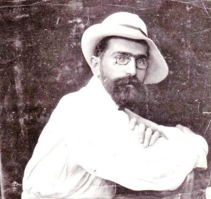 Сергей Дмитриевич Меркуров (700x659, 305Kb)