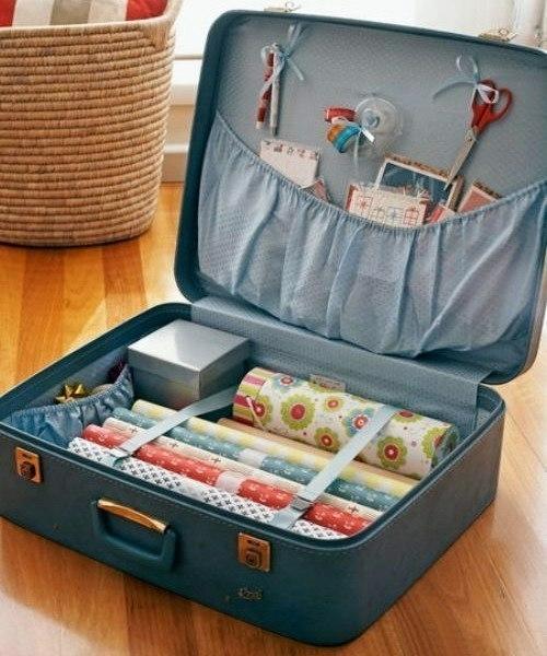 Органайзер для рукодельницы из старого чемодана1 (500x600, 175Kb)