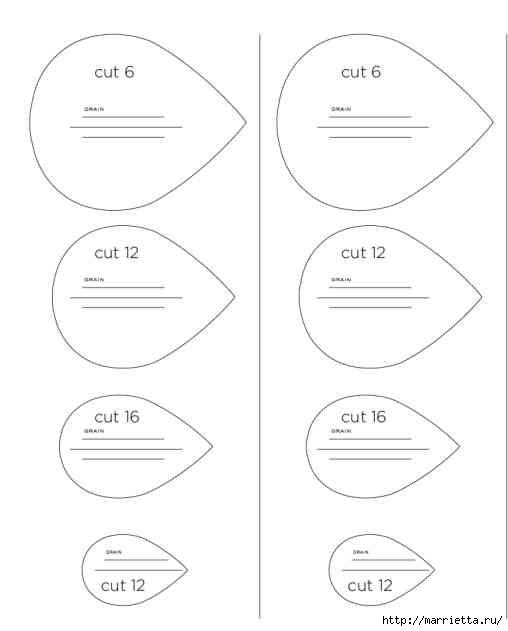 АРТИШОК из гофрированной бумаги (7) (508x631, 54Kb)