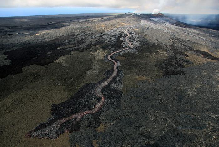 извержение вулкана килауэа гаваи 3 (700x469, 388Kb)