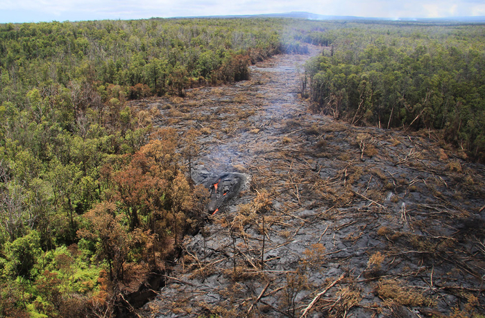 извержение вулкана килауэа гаваи 5 (700x459, 559Kb)