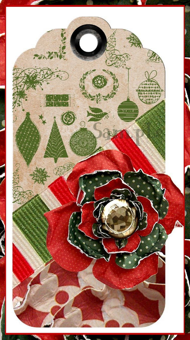 Tattered_Paper_Flowers_Christmas_Tags_Sample_1 (390x700, 358Kb)