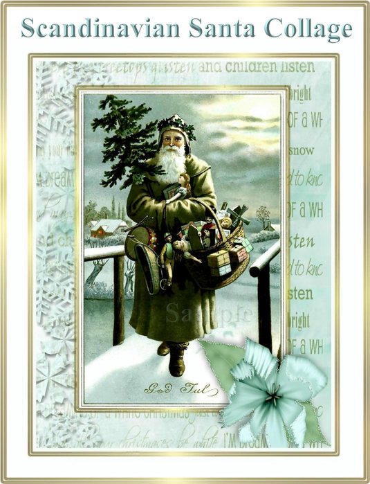 Vintage_Scandinavian_Santa_Christmas_Collage_Sample (535x700, 354Kb)